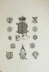 DEMENGEOT - Dictionnaire du chiffre-monogramme - 1881 - 2 volumes - Planches - Photo 5, livre rare du XIXe siècle