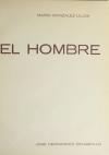 GONZALEZ-ULLOA - El Hombre - 1963 - Illustré par José H. Delgadillo - Photo 2, livre rare du XXe siècle