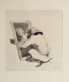GONCOURT (Jules) et BURTY (Philippe, Textes de). Eaux-fortes de Jules de Goncourt, notice et catalogue de Philippe Burty