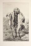 Eaux-fortes de Jules de Goncourt - Burty - 1876 - 20 planches à l eau-forte - Photo 2, livre rare du XIXe siècle