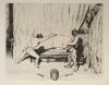 Eaux-fortes de Jules de Goncourt - Burty - 1876 - 20 planches à l eau-forte - Photo 3, livre rare du XIXe siècle