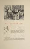 Eaux-fortes de Jules de Goncourt - Burty - 1876 - 20 planches à l eau-forte - Photo 4, livre rare du XIXe siècle