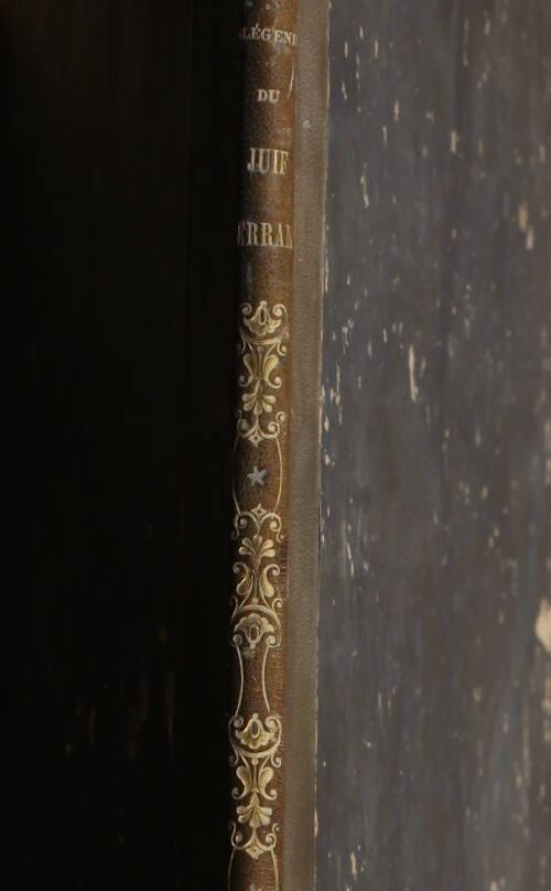 Légende du juif errant illustré par Gustave Doré 1856 - Grd in-folio, 1er tirage - Photo 5, livre rare du XIXe siècle