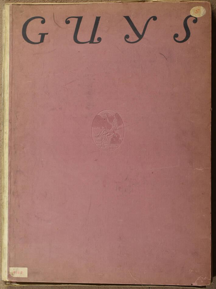 Constantin GUYS - Légendes parisiennes 1920 - In-folio - 14 planches - 1/100 ex - Photo 1, livre rare du XXe siècle