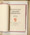 Constantin GUYS - Légendes parisiennes 1920 - In-folio - 14 planches - 1/100 ex - Photo 2, livre rare du XXe siècle