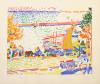 André Derain 1880-1954, par Dunoyer de Segonzac - 1961 - 10 planches - Photo 0, livre rare du XXe siècle