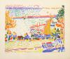 DUNOYER de SEGONZAC. André Derain. 1880-1954