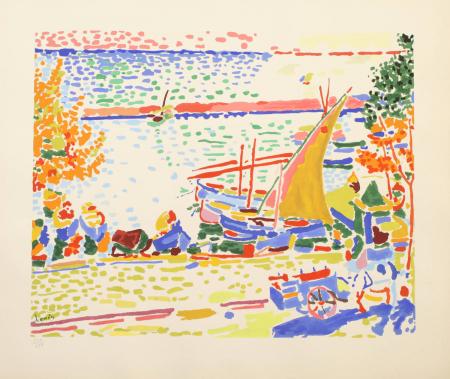 DUNOYER de SEGONZAC. André Derain. 1880-1954, livre rare du XXe siècle