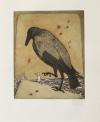 BOURET (Jean). Autour de la reine des neiges. Dix aquatintes originales de Lars Bo d'après le conte de H. C. Andersen