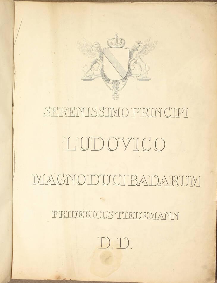 TIEDEMANN - Tabulae arteriarum - 1822 - In plano - Planches - Lithographies - Photo 5, livre rare du XIXe siècle