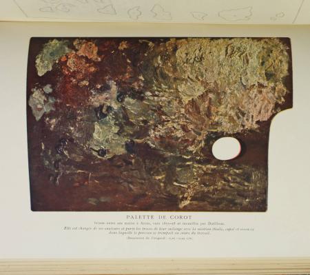 MOREAU-NELATON (Etienne). Histoire de Corot et de ses oeuvres, par Etienne Moreau-Nélaton, d'après les documents recueillis par Alfred Robaut, livre rare du XXe siècle