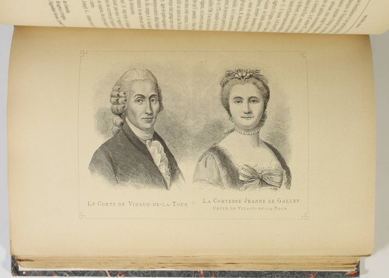 BONNEL - 332 victimes de la commission populaire d Orange en 1794 - 2 vol - 1888 - Photo 2, livre rare du XIXe siècle