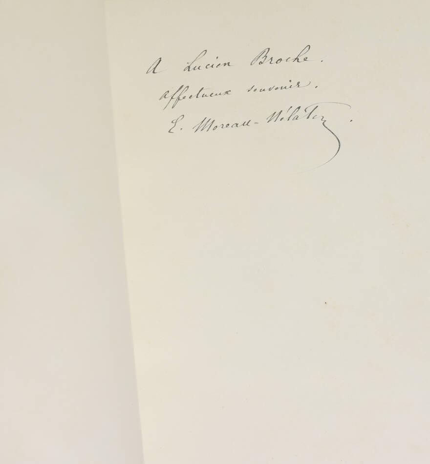 MOREAU-NELATON - Millet raconté par lui-même - 1924 - 3 volumes - Envoi - Photo 0, livre rare du XXe siècle