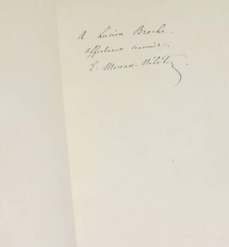 MOREAU-NELATON (Etienne). Millet raconté par lui-même, livre rare du XXe siècle