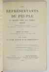 de GANGES, Représentants du peuple en mission près les armées 1791-1797 - 4 vols - Photo 1, livre rare du XIXe siècle