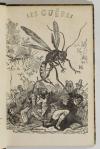 KARR - Les guêpes - 1839-1840 - Reliure de Bauzonnet-Trautz - Petits formats - Photo 1, livre rare du XIXe siècle