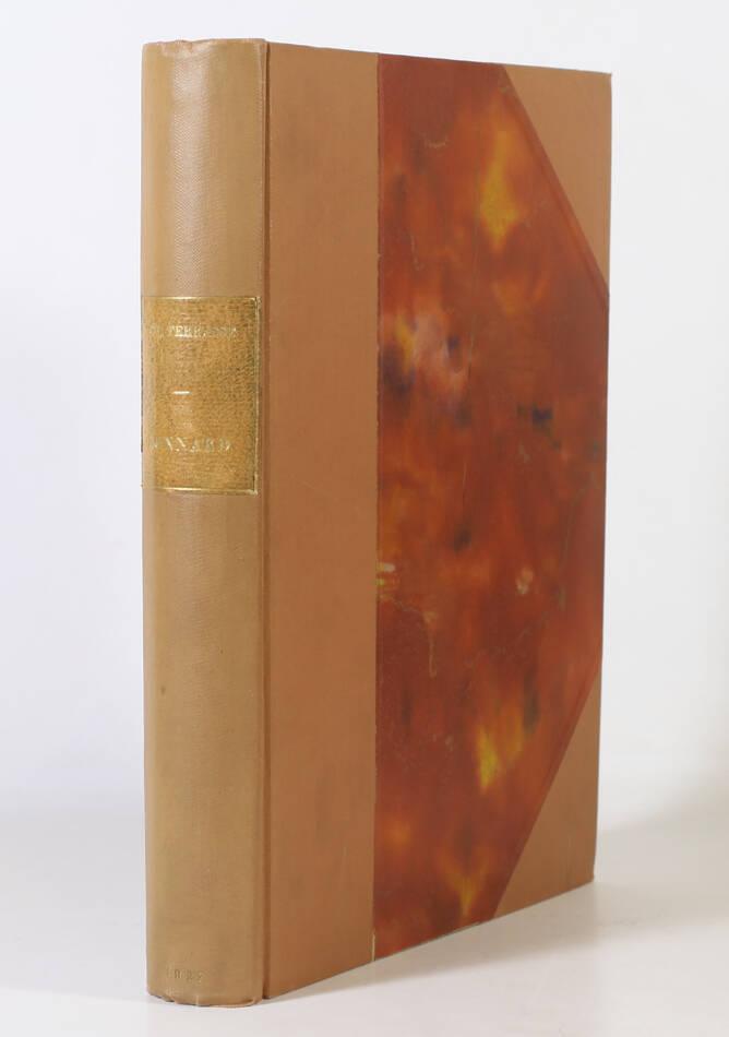 Charles Terrasse - Pierre BONNARD - Floury, 1927 - Photo 2, livre rare du XXe siècle