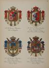 REVEREND et VILLEROY - Armorial du premier empire - Album des armoiries - 1911 - Photo 3, livre rare du XXe siècle