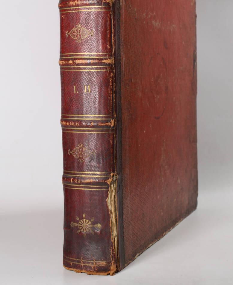 Simon - Armorial général de l Empire - 1812 - 2 tomes - In folio - Demi maroquin - Photo 8, livre ancien du XIXe siècle