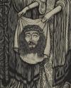 JOU - Le Chemin de la Croix 1915-1916 - 15 planches - bois gravés - Grand format - Photo 11, livre rare du XXe siècle