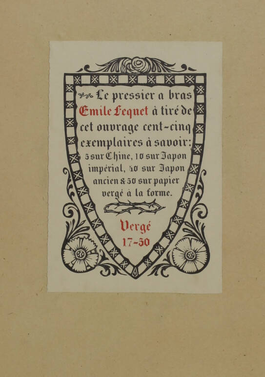 JOU - Le Chemin de la Croix 1915-1916 - 15 planches - bois gravés - Grand format - Photo 4, livre rare du XXe siècle
