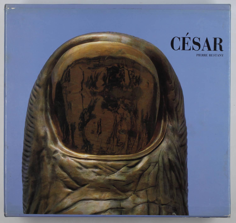 [Sculpture] Restany - CESAR - Editions de la Différence, 1988 - Photo 0, livre rare du XXe siècle
