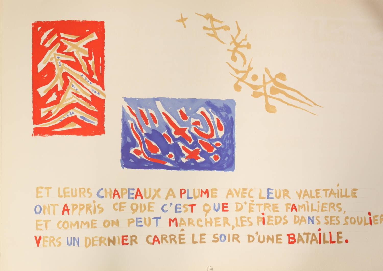 PEGUY Présentation de la Beauce à N-D de Chartres 1964 Alfred Manessier - Signé - Photo 0, livre rare du XXe siècle