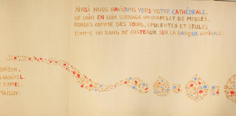 PEGUY Présentation de la Beauce à N-D de Chartres 1964 Alfred Manessier - Signé - Photo 9, livre rare du XXe siècle