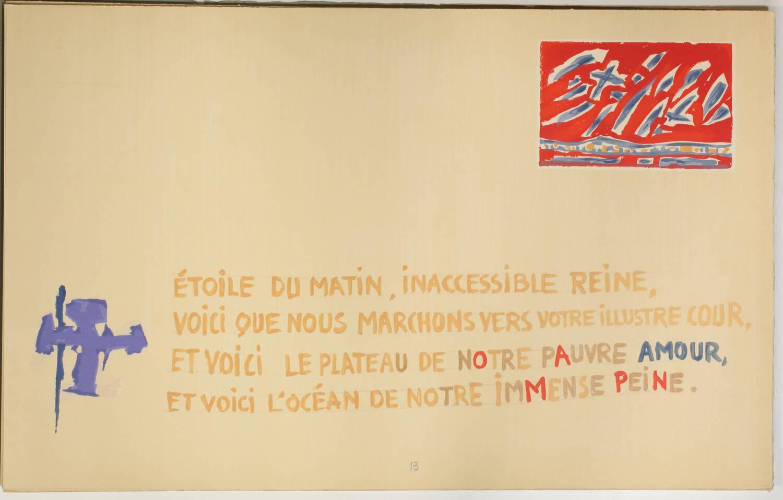 PEGUY Présentation de la Beauce à N-D de Chartres 1964 Alfred Manessier - Signé - Photo 11, livre rare du XXe siècle
