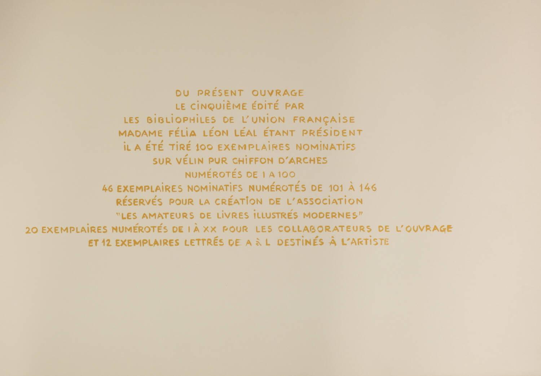 PEGUY Présentation de la Beauce à N-D de Chartres 1964 Alfred Manessier - Signé - Photo 14, livre rare du XXe siècle