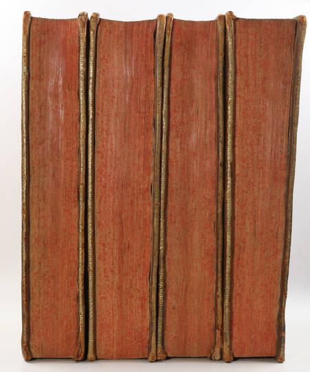BAYLE - Dictionnaire historique et critique -  1741 - 4 volumes in-folio - Photo 3, livre ancien du XVIIIe siècle