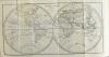 VOSGIEN - Dictionnaire géographique - 1762 - Mappemonde et carte - Photo 0, livre ancien du XVIIIe siècle