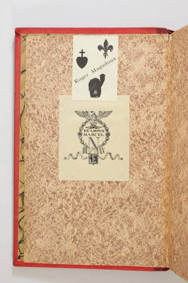 DUBREUIL - Histoire des insurrections de l Ouest 1929 - Exemplaire Marcel Dunan - Photo 1, livre rare du XXe siècle
