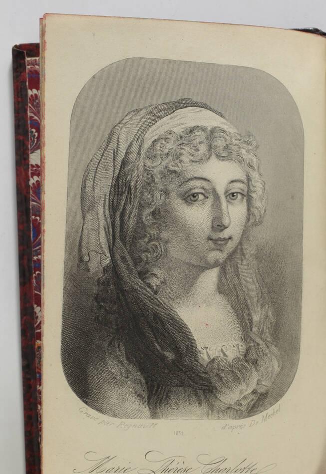 BEAUCHESNE Louis XVII. Savie, son agonie, sa mort; captivité de la famille 1868 - Photo 3, livre rare du XIXe siècle