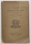 [BOSSUET abbé] MORGAND (Damascène). Catalogue des livres relatifs à l'histoire de Paris et de ses environs composant la bibliothèque de M. l'abbé L. A. N. Bossuet curé de Saint Louis en l'Isle