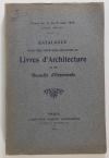 Collection de livres d architecture et ornements - Besombes, 1914 - Photo 0, livre rare du XXe siècle