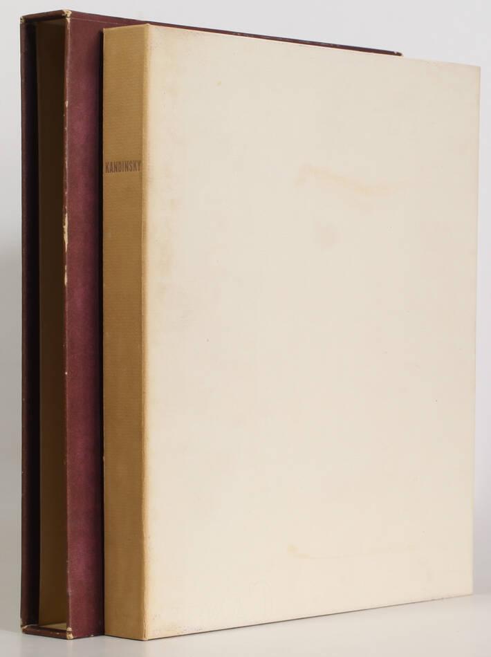 KANDINSKY - Du spirituel dans l art - 1949 - Grand bois gravé en couleurs - Photo 7, livre rare du XXe siècle