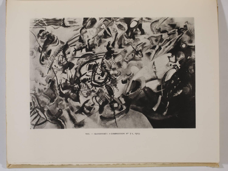 KANDINSKY - Du spirituel dans l art - 1949 - Grand bois gravé en couleurs - Photo 8, livre rare du XXe siècle