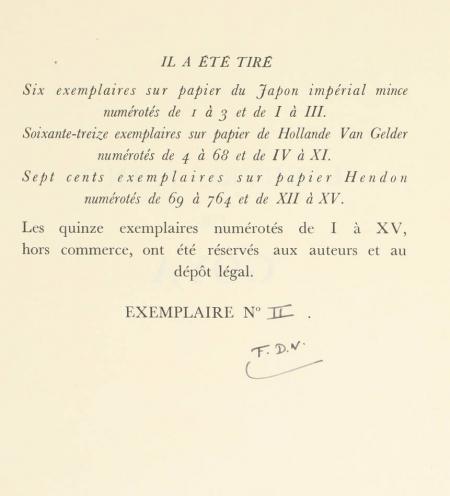 DESPARMET FITZ-GERALD (X.). L'oeuvre peint de Goya. Catalogue raisonné illustré de 447 reproductions suivies de 34 dessins inédits. Ouvrage posthume publié avec un supplément par Mlle Xavière Desparmet Fitz-Gerald, livre rare du XXe siècle