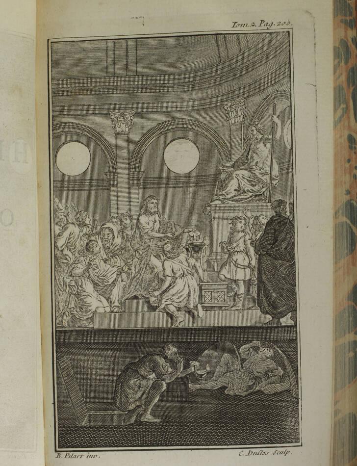 FONTENELLE - Oeuvres - 1767 - 11 volumes - figures - Photo 2, livre ancien du XVIIIe siècle