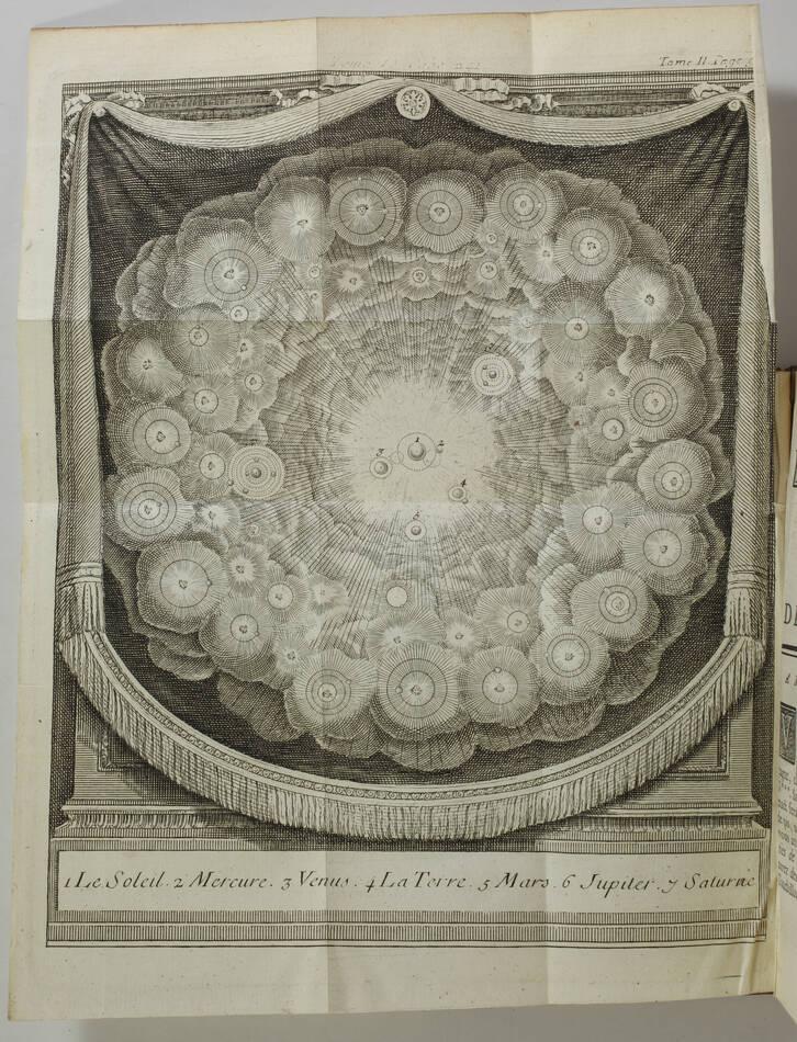 FONTENELLE - Oeuvres - 1767 - 11 volumes - figures - Photo 3, livre ancien du XVIIIe siècle