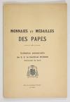 PLATT (Clément). Monnaies et médailles des papes. Collection personnelle du cardinal Dubois, archevêque de Paris