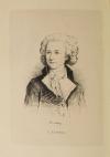 RIVAROL (A.). Oeuvres choisies de A. Rivarol publiées en deux volumes avec une préface de M. de Lescure