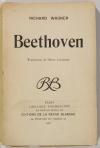 WAGNER (Richard). Beethoven. Traduction de Henri Lasvignes
